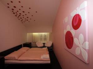 Penzion 14 - Dvoulůžkový pokoj TŘEŠEŇ