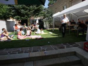 Penzion 14 - Zahrada