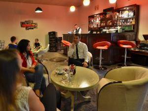 Hotel Svätojánsky kaštieľ*** - caffe bar