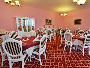 Hotel Svätojánsky kaštieľ*** - reštaurácia