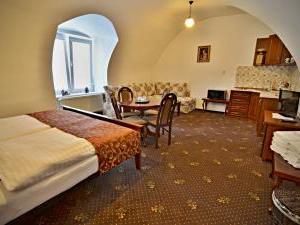 Hotel Svätojánsky kaštieľ*** - studio