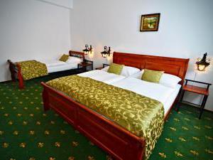 Hotel Svätojánsky kaštieľ*** - Trojposteľová izba