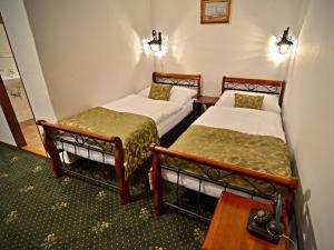Hotel Svätojánsky kaštieľ*** - quadr room