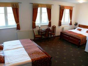 Hotel Svätojánsky kaštieľ*** - izba pre 4 osoby