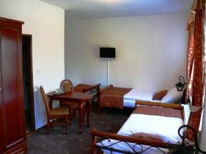 Hotel Svätojánsky kaštieľ*** - izba pre 3 osoby