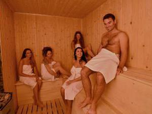 Hotel Svätojánsky kaštieľ*** - fínska sauna