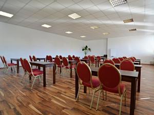 Hotel Svätojánsky kaštieľ*** - konferenčná miestnosť