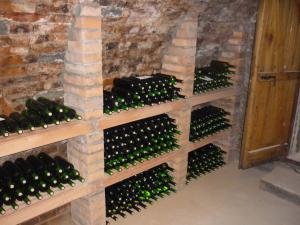Vinný sklep Monty Morkůvky - Vinný sklep