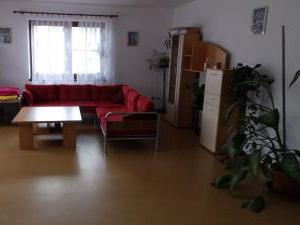 U Vinařského náměstíčka - Obývací místnost