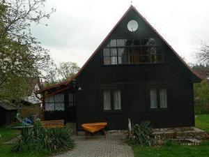 Chata Hradištko