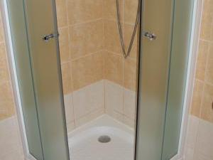 Apartmán Pod Dedovkou - Kúpelňa a WC