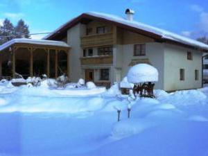Rodinny penzion Alpinka - Alpinka v zime