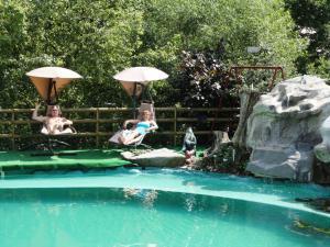 Rodinny penzion Alpinka - Relax pri bio jazierku