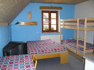 Dům s apartmány U Kožešníků - Modrý apartmán