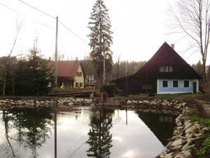 Horská chalupa U Kožešníků - Nový rybník