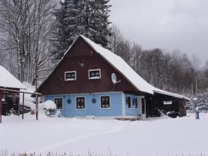 Horská chalupa U Kožešníků - Zimní foto