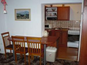 Apartmány pod Suchým Vrchem - APT 3-kuchyň