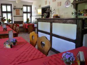 Horská chata Barbora - Restaurace