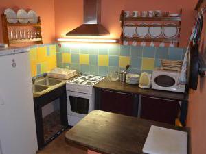 Horská chata Barbora - Kuchyně pro hosty