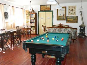 Penzion Stará škola - Společenská místnost sborovna