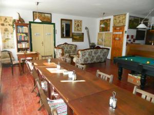 Penzion Stará škola - Společenská místnost sborovna II
