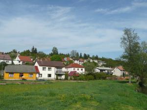 Domeček u Kostků  - Pohled od řeky