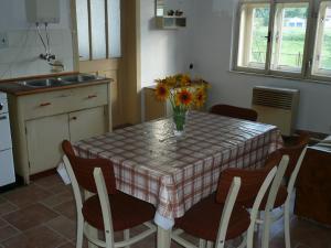 Domeček u Kostků  - Kuchyň z opačného pohledu
