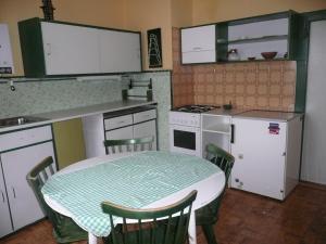 Apartmán  Komárková - Jihlava Apartmán Komárková - kuchyň