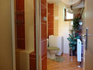 Třeboňsko - CHKO - Hamr-Kosky:koupelna