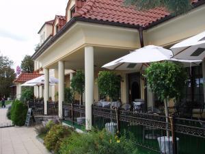 *** Hotel Buchlovice - Letní terasa