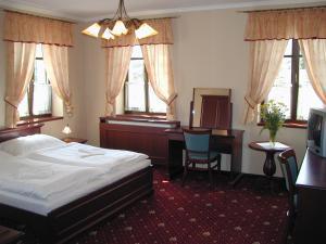 *** Hotel Buchlovice - Apartmán