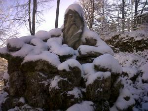 Chalupa Janské Lázně - Janskolázeňský Krakonoš