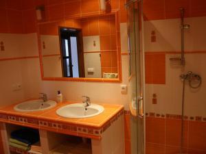 Penzion Edita - spodní koupelna