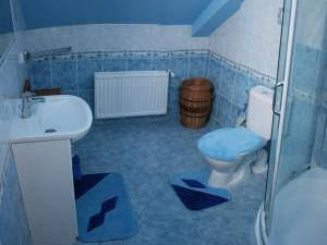 Penzion Edita - horní koupelna
