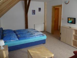 Apartmány Lucie - pokoj