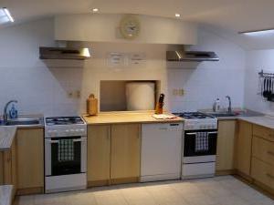 Apartmány Lucie - kuchyně