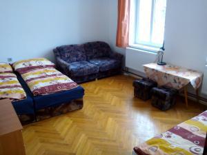 Apartmány U Kulichů - Ložnice AP č.4 Pepík