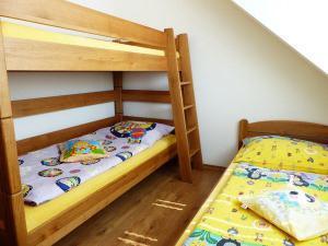 Penzion u Radnice - možnost dětského povlečení