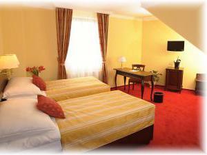 Hotel U krále & Apartmány *** - Dvoulůžkový pokoj
