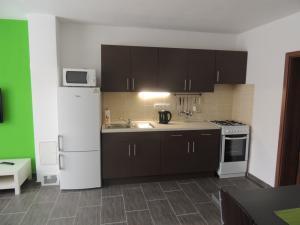 Apartmánový domek U Lucie - Kuchyně
