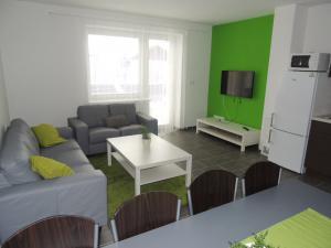 Apartmánový domek U Lucie - Obývací pokoj