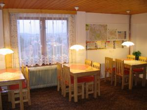Ubytování Holcovi - Společenská místnost