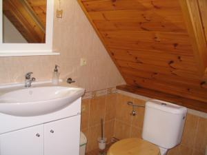 Ubytování Holcovi - Koupelna