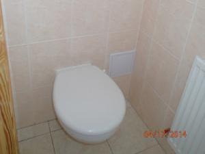 Chata Venda - Chata Venda-toaleta