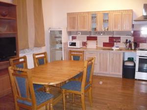 Apartmány U Kulichů - AP č. 4 Pepík - kuchyň