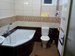 Apartmány U Kulichů - AP č. 4 Pepík - koupelna