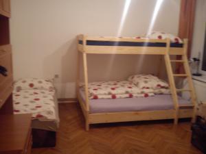 Apartmány U Kulichů - AP č. 4 Pepík - ložnice