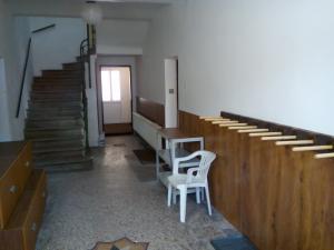 Apartmány U Kulichů - chodba mezi apartmány - lyžárna