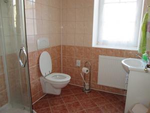 Krušnohorský penzion Javor - hygienické zařízení