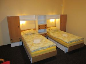 Krušnohorský penzion Javor - Dvoulůžkový pokoj typu TWIN
